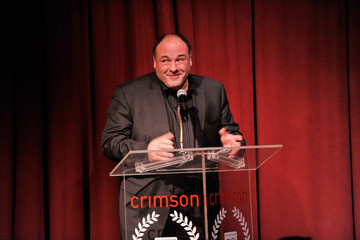 James Gandolfini 2012 New York Film Critics Circle Awards - Inside