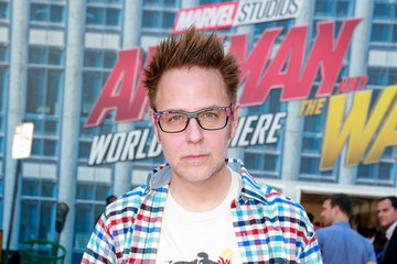 James Gunn Premiere Of Disney And Marvel's 'Ant-Man And The Wasp' - Red Carpet