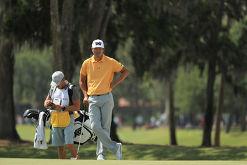 James Hahn THE PLAYERS Championship - Round One
