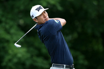 James Hahn The Memorial Tournament Presented By Nationwide - Round Two
