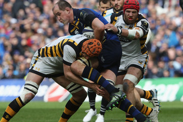 James Haskell Leinster Rugby v Wasps - European Rugby Champions Cup