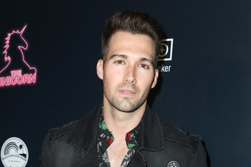 James Maslow Premiere Of The Orchard's 'The Unicorn' - Arrivals