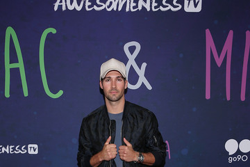 James Maslow 'Zac & Mia' Premiere Event At Awesomeness HQ