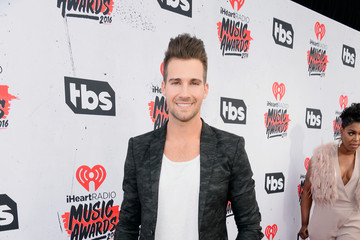 James Maslow iHeartRadio Music Awards - Red Carpet
