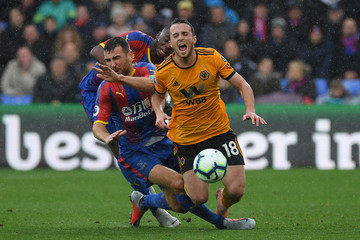James McArthur Crystal Palace vs. Wolverhampton Wanderers - Premier League