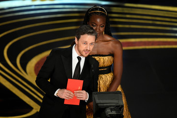 James McAvoy 91st Annual Academy Awards - Show