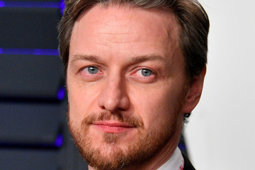 James McAvoy 2019 Vanity Fair Oscar Party Hosted By Radhika Jones - Arrivals