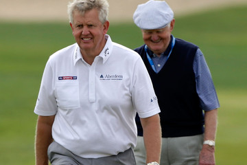 James Montgomerie Abu Dhabi HSBC Golf Championship - Previews