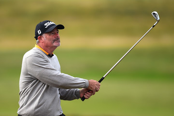 James Murphy The Senior Open Championship - Day One