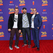 James Murray 2021 MTV Movie & TV Awards: UNSCRIPTED - Arrivals