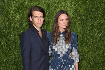 James Righton CHANEL Fine Jewelry Dinner in Honor of Keira Knightley at the Jewel Box, Bergdorf Goodman - Arrivals