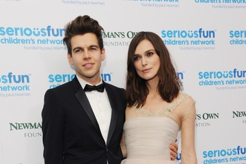 James Righton Celebs at the SeriousFun London Gala