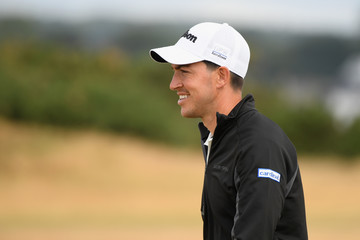 James Robinson 147th Open Championship - Previews
