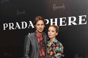 James Rousseau Prada and Harrods Present Pradasphere