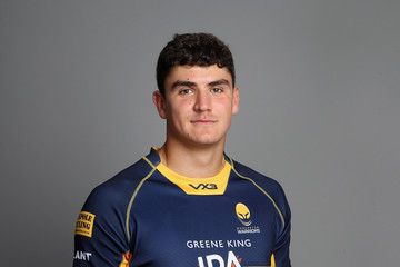 James Scott Worcester Warriors Squad Photo Call