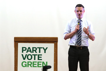 James Shaw Green Party Auckland Campaign Launch