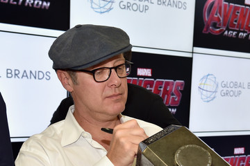 "James Spader Marvel's ""Avengers: Age Of Ultron"" Booth Signing During Comic-Con International 2014"