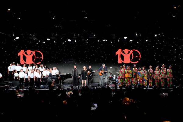 Save The Children's Centennial Celebration: Once in a Lifetime - Inside