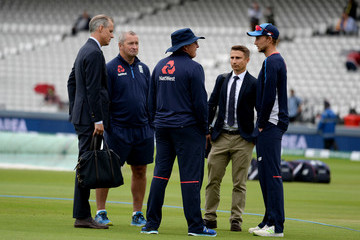 James Taylor England vs. India: Specsavers 2nd Test - Day One