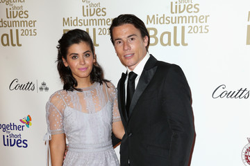 James Toseland Katie Melua Together For Short Lives Midsummer Ball Arrivals