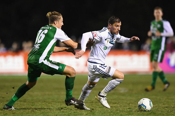 FFA Cup Quarter Final - Bentleigh Greens v Melbourne Victory