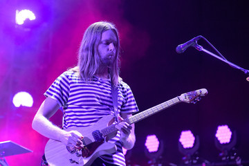 James Valentine Capital One JamFest at the NCAA March Madness Music Festival - Day 3