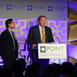 James Williams Celebrities Support LGBTQ Education At Point Honors Gala New York