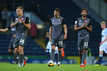 James Wilson Blackburn Rovers vs. Lincoln City - Carabao Cup Second Round