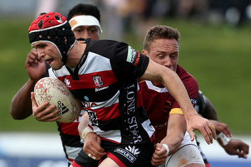 James Wilson Mitre 10 Cup Rd 4 - Southland vs. Counties Manakau