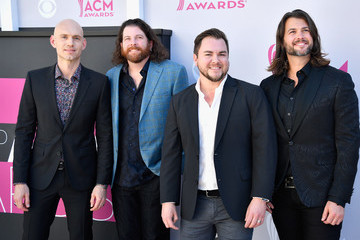 James Young 52nd Academy of Country Music Awards - Arrivals