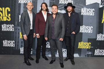 James Young 2017 CMT Music Awards - Arrivals