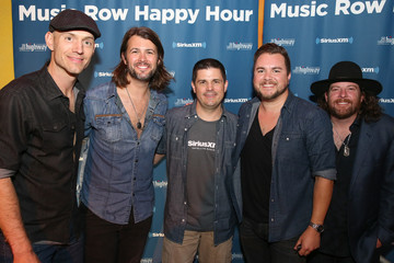 James Young SiriusXM's the Music Row Happy Hour at Margaritaville in Nashville