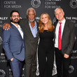 James Younger The Paley Center Presents 'The Story Of Us' With Morgan Freeman