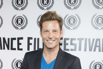 Jamie Bamber Raindance Film Festival VIP Anniversary Drinks Reception