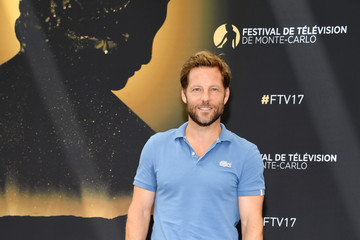 Jamie Bamber 57th Monte Carlo TV Festival : Day 4