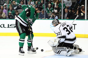 Jamie Benn Los Angeles Kings vs. Dallas Stars
