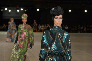 Jamie Bochert Marc Jacobs SS18 Collection - Runway