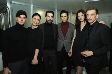 Jamie Campbell Bower HUGO BOSS and GUGGENHEIM Celebrate the 20th Anniversary of the HUGO BOSS Prize - Inside