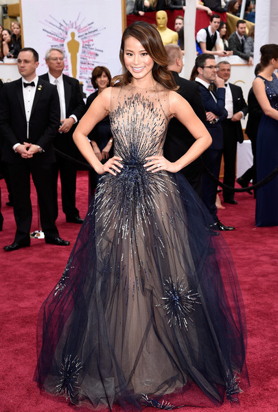 Jamie Chung - Arrivals at the 87th Annual Academy Awards — Part 3