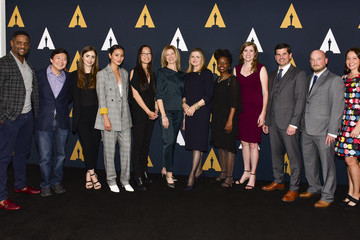 Jamie Chung Academy Nicholl Fellowshiops In Screenwriting Awards And Live Read
