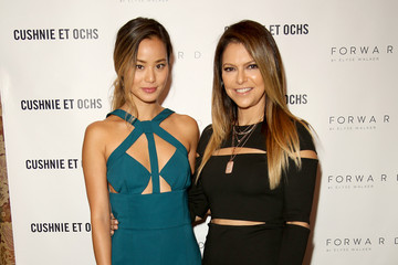 Jamie Chung Intimate Dinner Held at Gjelina