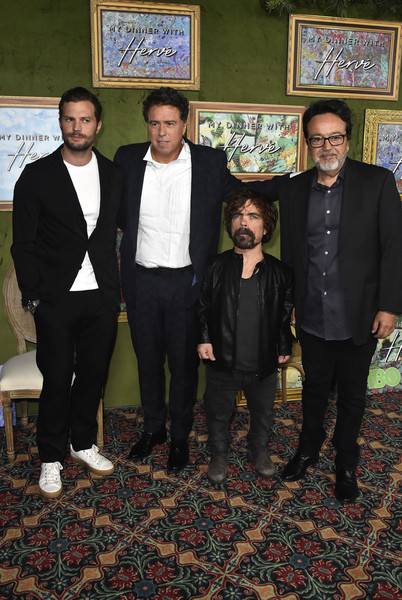 HBO Films' 'My Dinner With Herve' Premiere - Arrivals