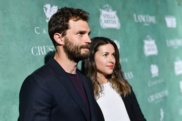 Jamie Dornan 11th Annual Women In Film Pre-Oscar Cocktail Party Presented By Max Mara And Lancome