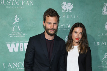 Jamie Dornan 11th Annual Celebration Of The 2018 Female Oscar Nominees Presented By Women In Film - Arrivals