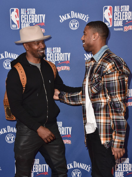 NBA All-Star Celebrity Game 2018 Presented By Ruffles - Arrivals
