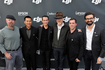 Jamie Hyneman DJI Evolution Inspire Launch November 12th, 2014