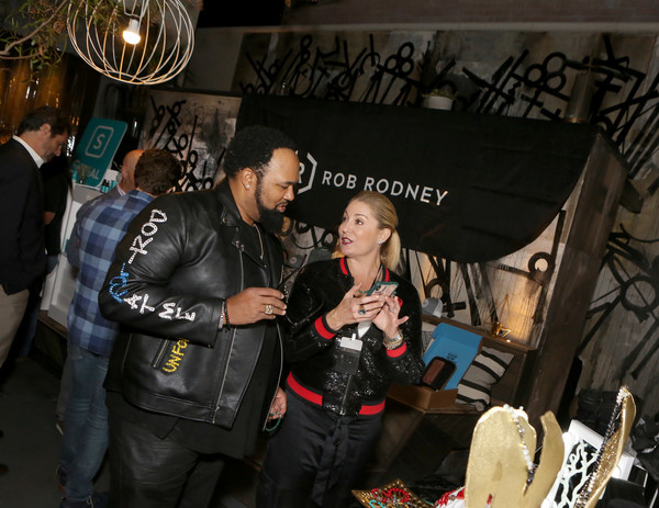 GBK Pre American Music Awards Party And Gift Lounge