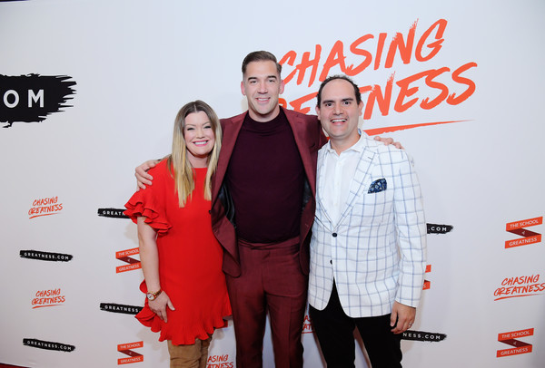 Lewis Howes Documentary Live Premiere: Chasing Greatness
