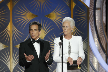 Jamie Lee Curtis 76th Annual Golden Globe Awards - Show