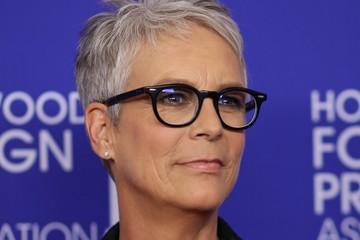 Jamie Lee Curtis Hollywood Foreign Press Association's Grants Banquet - Arrivals